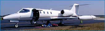 Private Air Ambulance Jet