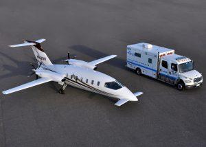 Critical Care Air Transport