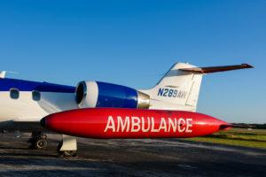 Medical Air Travel